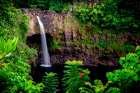"""Rainbow Falls #2"" - Hilo, Hawaii"