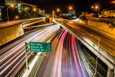 """Traffic"" - Honolulu, Oahu"