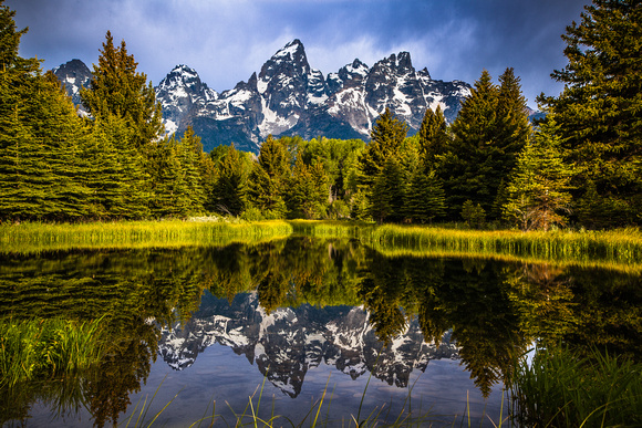 """Reflection"" - Grand Teton NP"