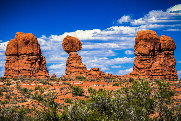 """Balanced"" - Arches NP"