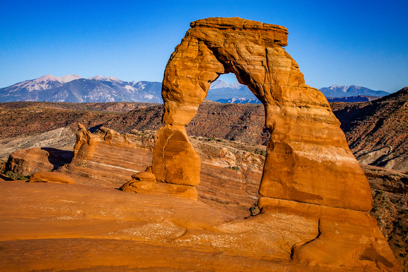 """Delicate Arch"" - Arches NP"