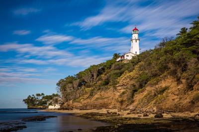 """""""Diamond Head Lighthouse"""" - Honolulu, Oahu"""