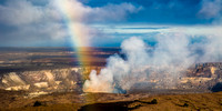 Rainbows and Volcanoes