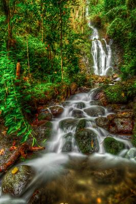 Waihe'e Falls