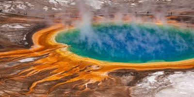 """Grand Prismatic"" - Yellowstone NP"