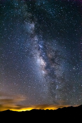 """Milky Way, August 2013"" - North Shore, Oahu"