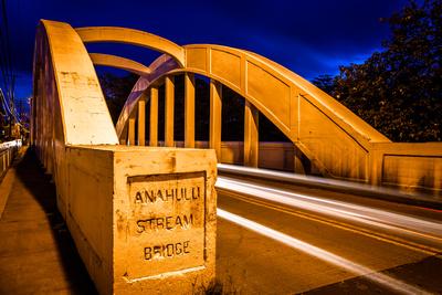 Anahulu Stream Bridge